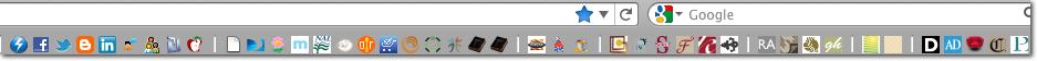 ezine: xmarks toolbar2
