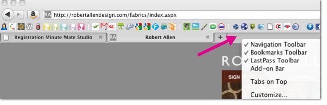 ezine: xmarks toolbar3